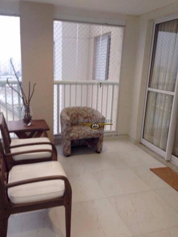 apartamento residencial à venda, tatuapé, são paulo - ap0511. - ap1618