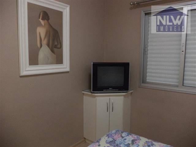 apartamento residencial à venda, tatuapé, são paulo. - ap0615