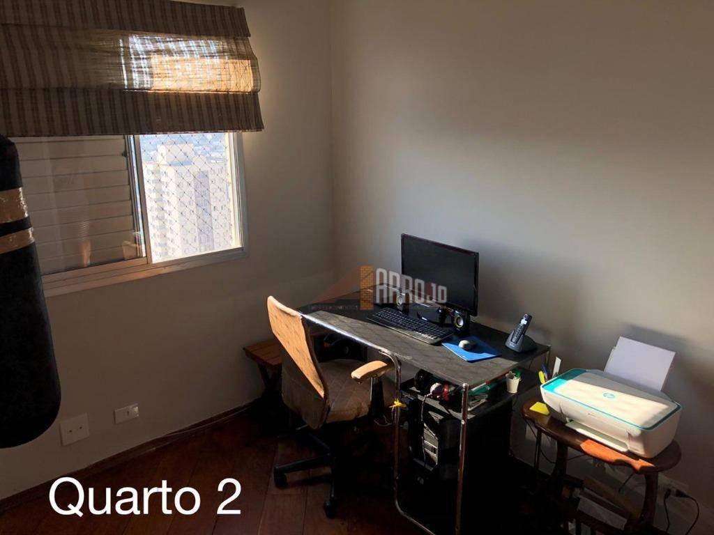 apartamento residencial à venda, tatuapé, são paulo. - ap0897