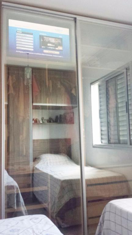 apartamento residencial à venda, tatuapé, são paulo. - ap1400