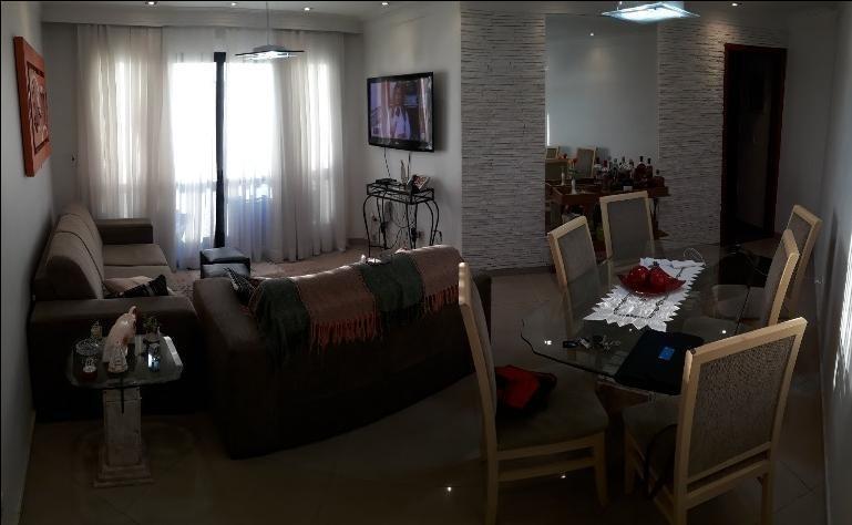 apartamento residencial à venda, tatuapé, são paulo. - ap1529