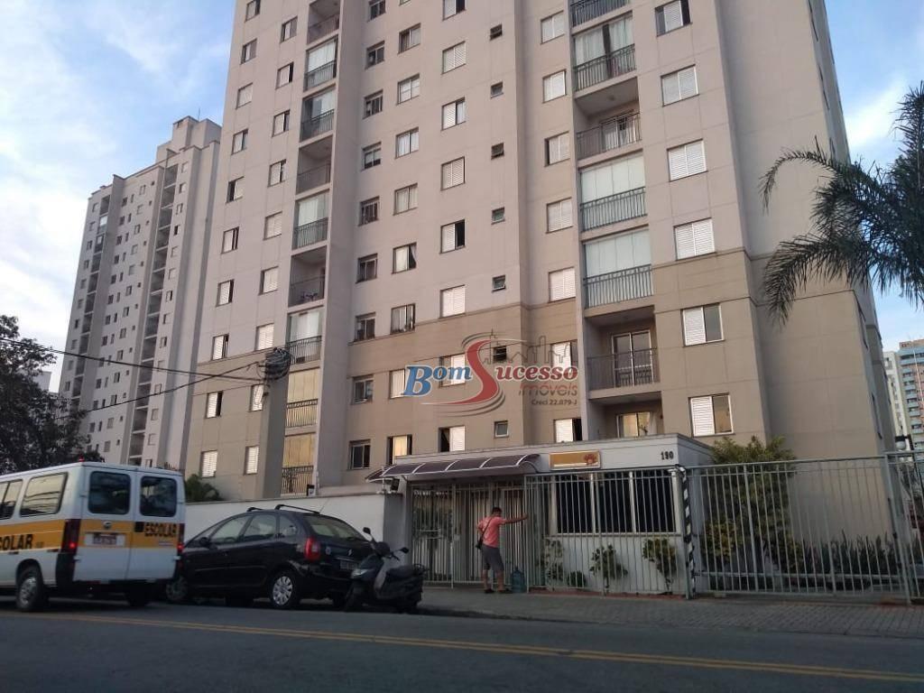 apartamento residencial à venda, tatuapé, são paulo. - ap1569
