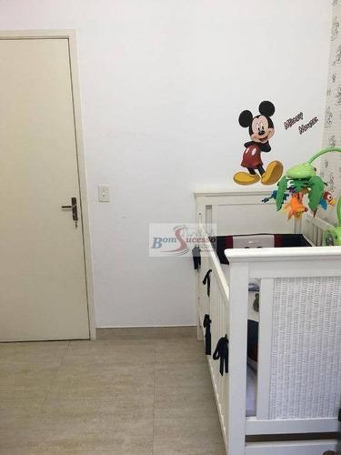 apartamento residencial à venda, tatuapé, são paulo. - ap1650