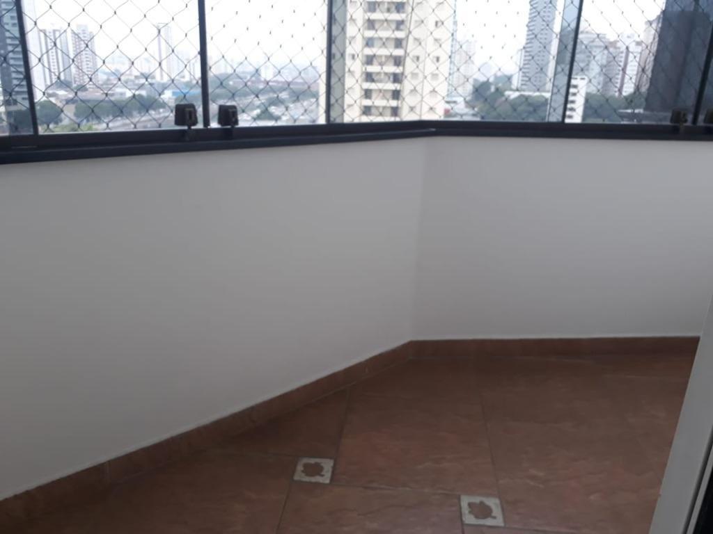 apartamento residencial à venda, tatuapé, são paulo - ap18284. - ap18284