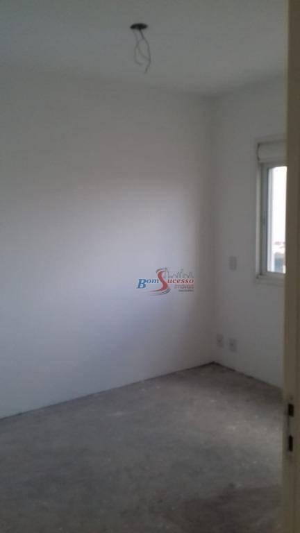 apartamento residencial à venda, tatuapé, são paulo. - ap2200