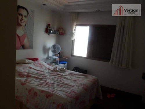 apartamento residencial à venda, tatuapé, são paulo - ap4468. - ap4468