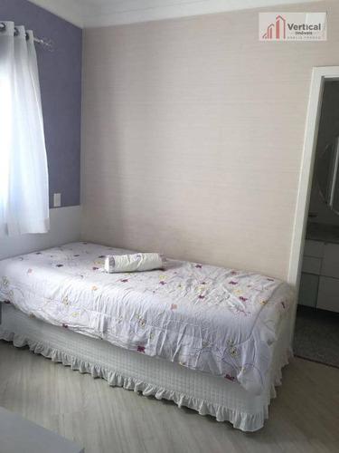 apartamento residencial à venda, tatuapé, são paulo - ap5277. - ap5277