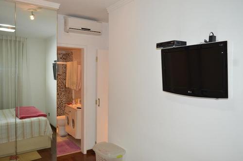 apartamento residencial à venda, tatuapé, são paulo. - ap7542