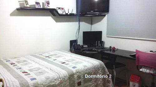 apartamento residencial à venda, tatuapé, são paulo. - codigo: ap0064 - ap0064