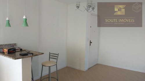 apartamento residencial à venda, tatuapé, são paulo. - codigo: ap2522 - ap2522