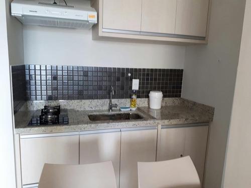 apartamento residencial à venda, thermal, caldas novas. - ap0802