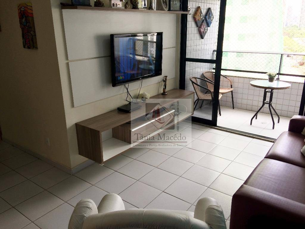 apartamento residencial à venda, torre, recife. - ap0044