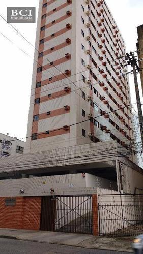 apartamento residencial à venda, torre, recife. - ap0324