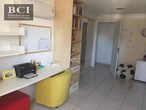 apartamento residencial à venda, torre, recife. - ap0348