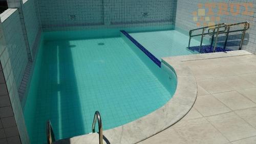 apartamento residencial à venda, torre, recife. - ap1042