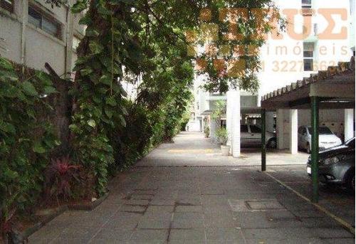 apartamento residencial à venda, torre, recife. - ap1641