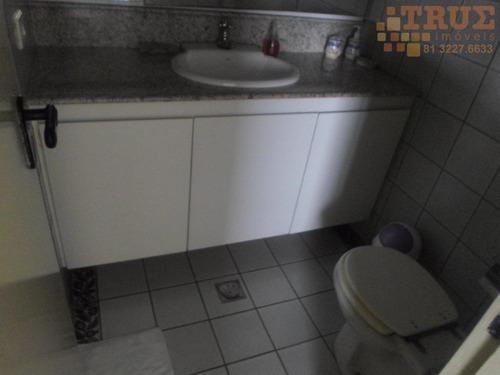 apartamento  residencial à venda, torre, recife. contato com eleonora cardoso - ap0877