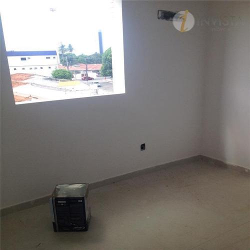 apartamento residencial à venda, treze de maio, joão pessoa. - ap3655