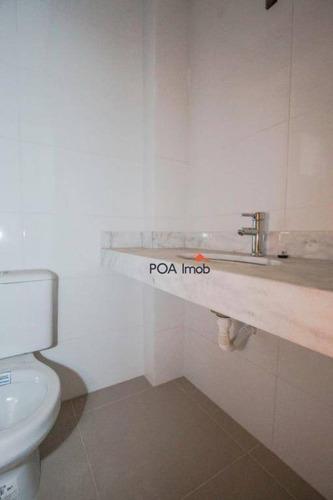 apartamento residencial à venda, tristeza, porto alegre. - ap1882
