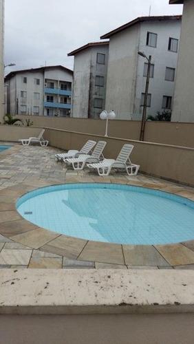 apartamento  residencial à venda, tupi, praia grande_bs imóveis