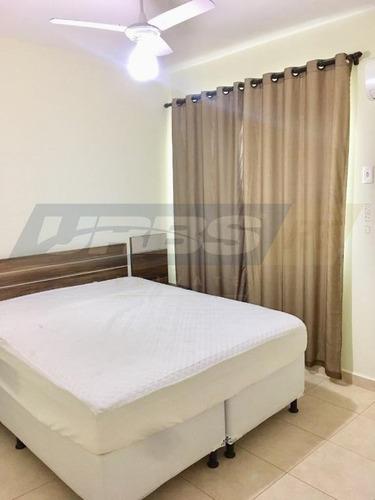 apartamento residencial à venda, turista i, caldas novas. - ap2178