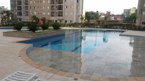 apartamento residencial à venda, umuarama, osasco. - ap1450