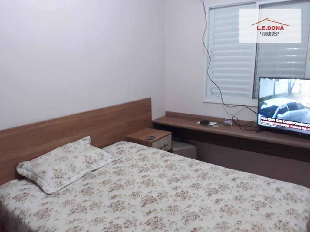 apartamento residencial à venda, umuarama, osasco. - ap1944