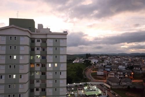 apartamento residencial à venda, urbanova, são josé dos campos. - ap9454