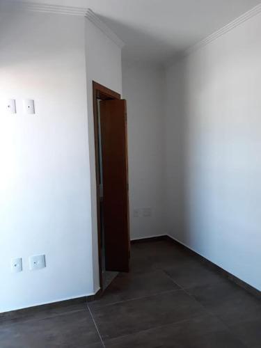 apartamento residencial à venda, utinga, santo andré. - ap1646