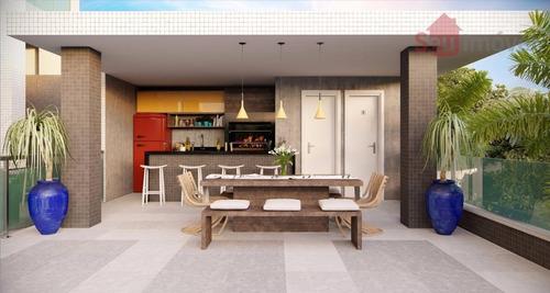 apartamento residencial à venda, varjota, fortaleza. - ap0812