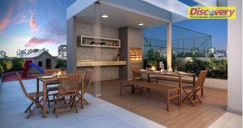 apartamento residencial à venda, várzea da barra funda, são paulo. - ap0482