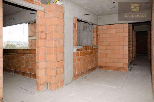 apartamento residencial à venda, várzea da barra funda, são paulo. - codigo: ap2232 - ap2232