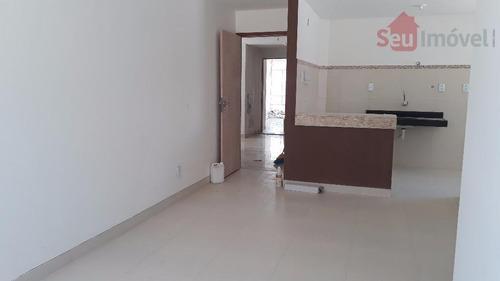 apartamento residencial à venda, vereda tropical, eusébio. - ap0949