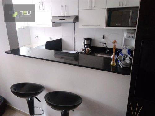 apartamento residencial à venda, vila abranches, ribeirão preto. - ap0878