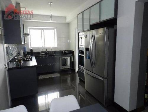 apartamento residencial à venda, vila adyana, são josé dos campos. - ap0002