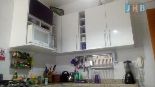 apartamento residencial à venda, vila adyana, são josé dos campos. - ap1686