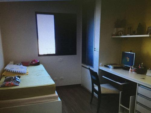 apartamento residencial à venda, vila adyana, são josé dos campos. - ap2806