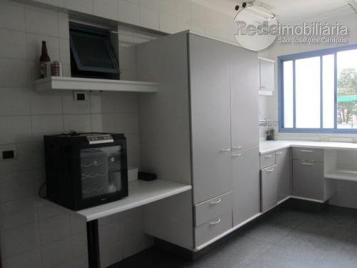 apartamento residencial à venda, vila adyana, são josé dos campos - ap5739. - ap5739