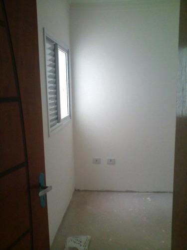 apartamento residencial à venda, vila alice, santo andré. - ap1372