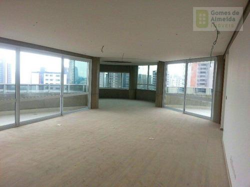 apartamento residencial à venda, vila alpina, santo andré - ap2447. - ap2447