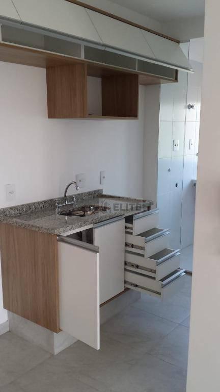 apartamento residencial à venda, vila alpina, santo andré. - ap5393