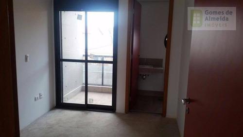 apartamento residencial à venda, vila alpina, santo andré. - codigo: ap2798 - ap2798