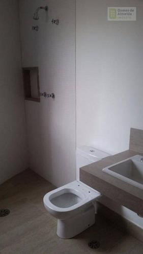 apartamento residencial à venda, vila alpina, santo andré. - codigo: ap2806 - ap2806