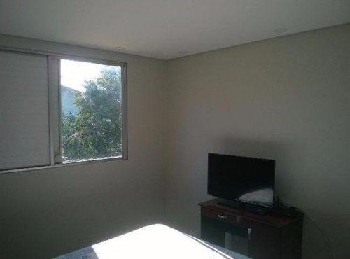 apartamento residencial à venda, vila alpina, são paulo. - ap1962