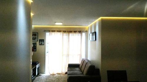 apartamento residencial à venda, vila alpina, são paulo. - ap7949