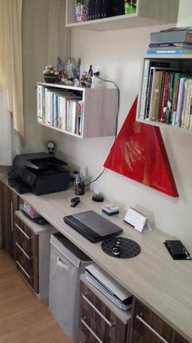 apartamento residencial à venda, vila alpina, são paulo. - codigo: ap0079 - ap0079