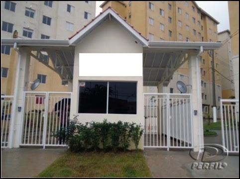 apartamento residencial à venda, vila alpina, são paulo. - codigo: ap0190 - ap0190
