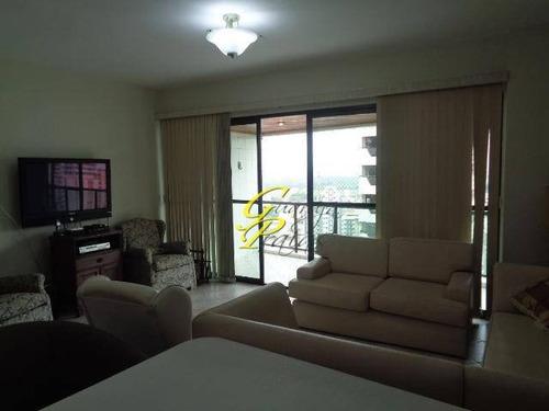 apartamento residencial à venda, vila alzira, guarujá. - codigo: ap2560 - ap2560