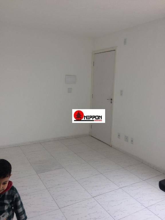 apartamento residencial à venda, vila alzira, guarulhos. - ap0924