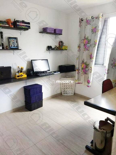apartamento residencial à venda, vila alzira, guarulhos. - ap2110